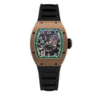 RICHARD MILLE RM10 ROSE GOLD VALET £350.00