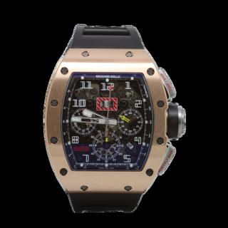 RICHARD MILLE RM 011 FELIPE MASSA 18CT ROSE GOLD  -  Cheshire Watch Company