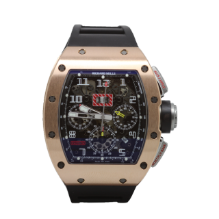 RICHARD MILLE RM11 ROSE GOLD VALET £350.00