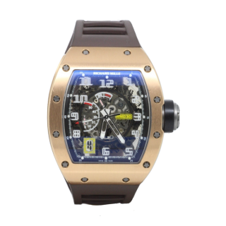 RICHARD MILLE RM 030 18CT ROSE GOLD  -  Cheshire Watch Company