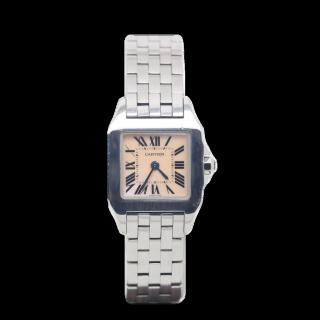 Cartier Santos Demoiselle Steel W25075Z5 £2295.00 - Cheshire Watch Company