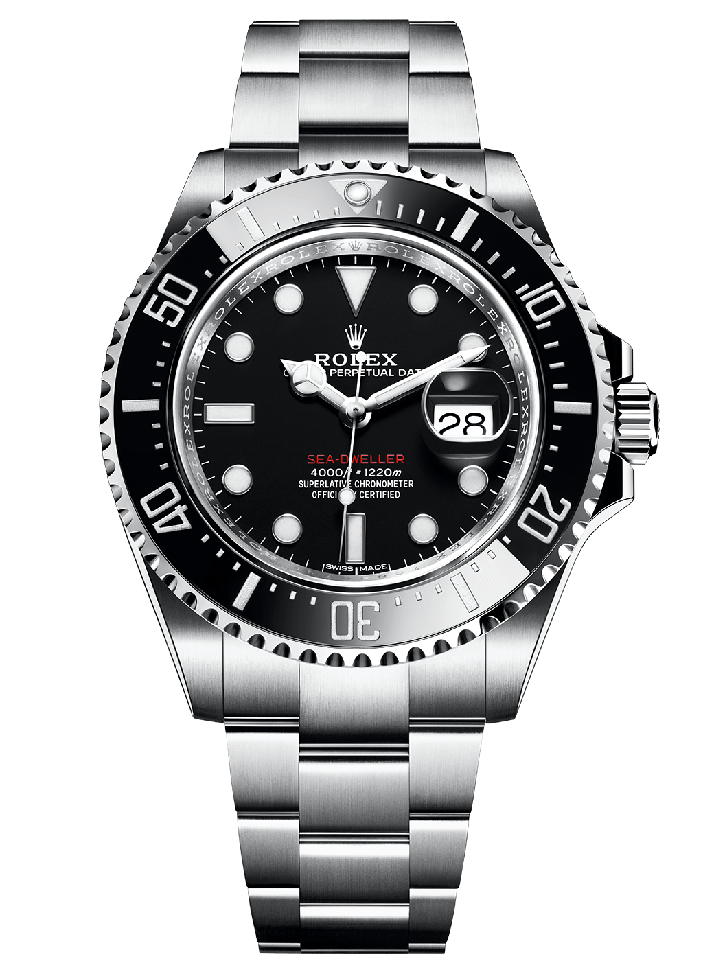 Rolex 50th Anniversary Sea-Dweller